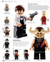 Dorsling Kindersely Standing Small: A Celebration of 30 Years of the LEGO Minifigure 2009 Indiana Jones