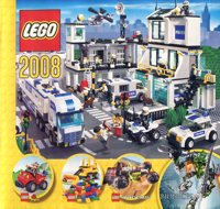 LEGO catalog 2008 Indiana Jones
