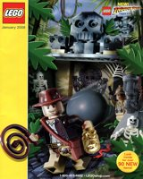 LEGO catalog Shop At Home 2008 Indiana Jones