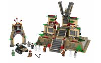 LEGO Indiana Jones 7627 Temple of the Crystal Skull