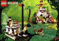 LEGO Adventurers Jungle 5976 River Expedition