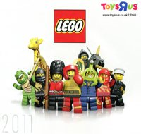 LEGO catalog 2011 Pharaoh's Quest
