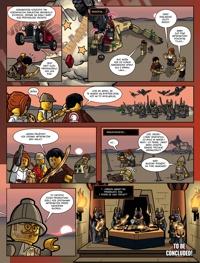 Pharaohs Quest www comics