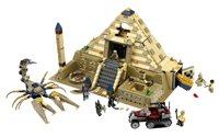 LEGO Pharaoh's Quest 7327 Scorpion Pyramid