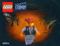 LEGO Adventurers Studios 4064 Actor