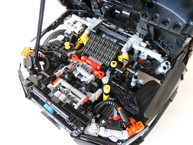 Amazingly well done Subaru WRX STi by pipasseyoyo   LEGO Technic     dscn0777 jpg