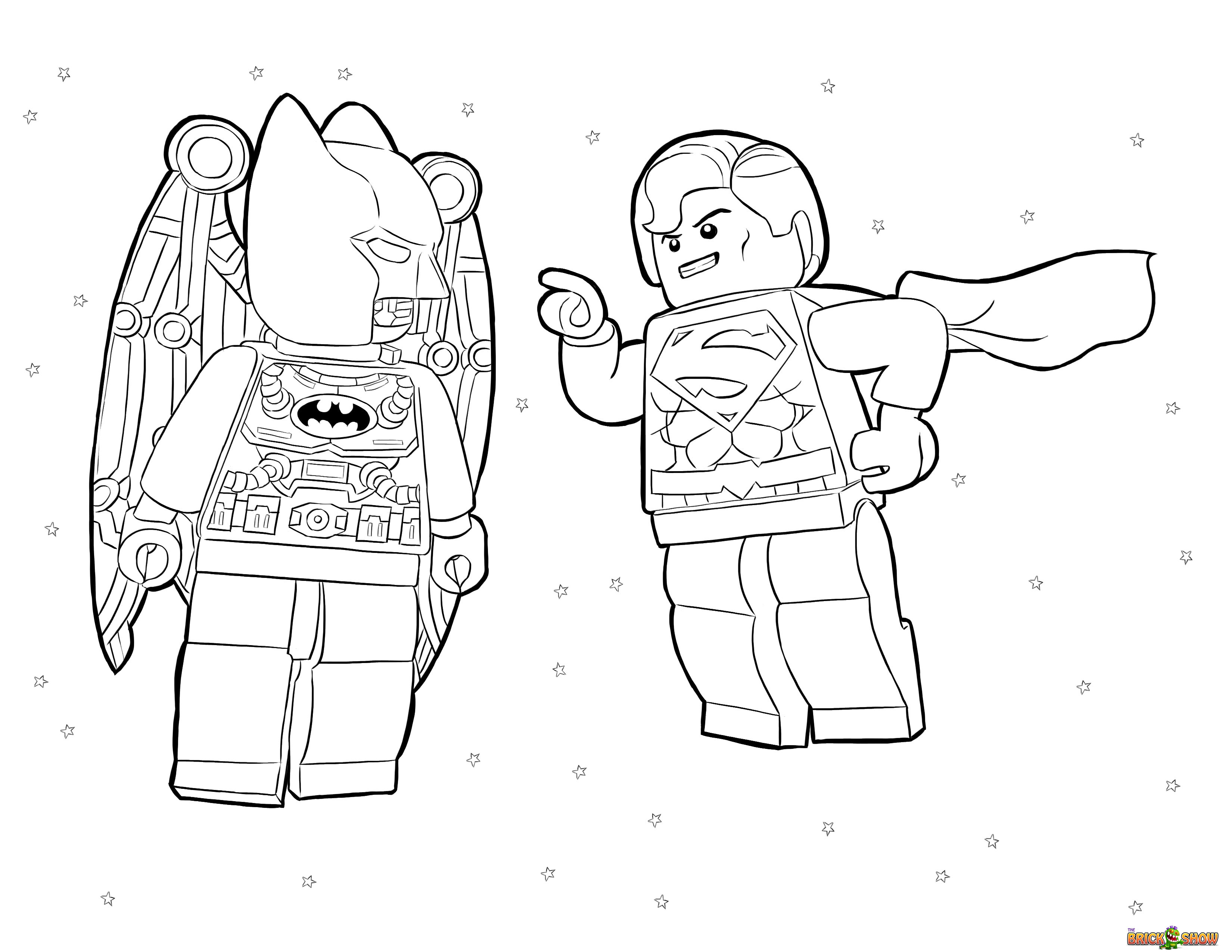 lego dc universe super heroes coloring pages free printable lego dc
