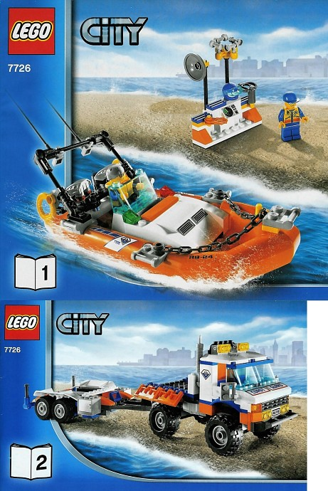 coast guard truck with speed boat set review pictures