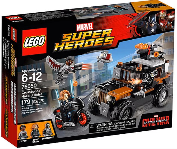 better clearer pictures of the lego captain america civil war sets