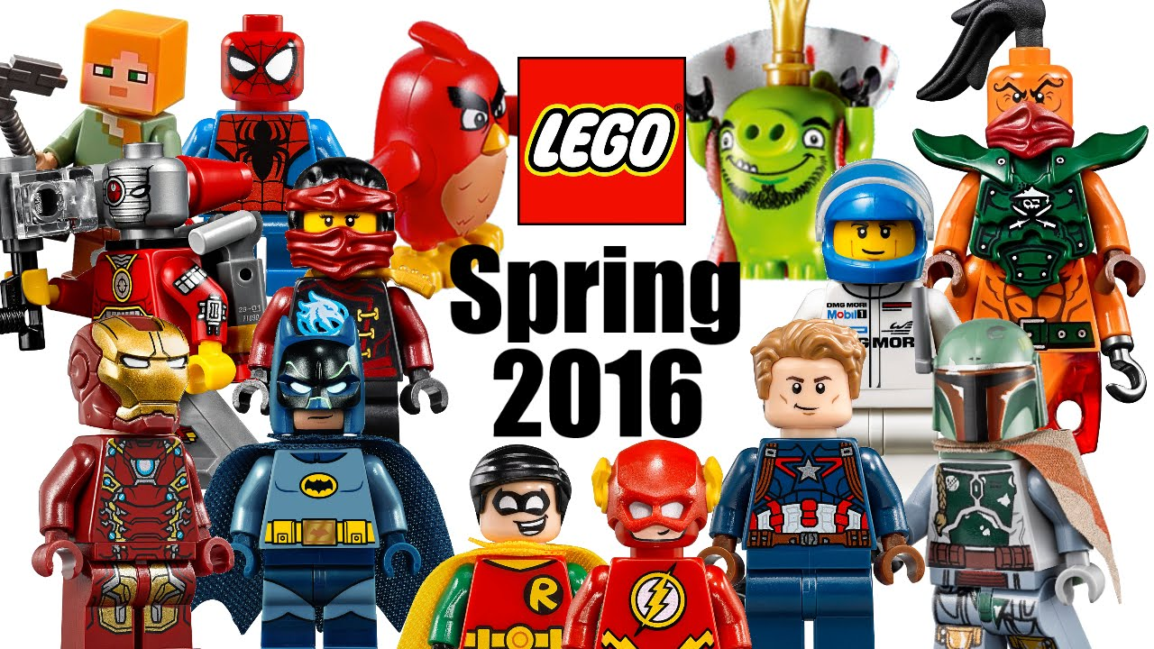 lego sets officially slated for march are spotted early in these
