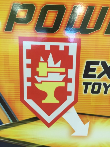 scan toys r us exclusive lego nexo knights anvil of trouble shield