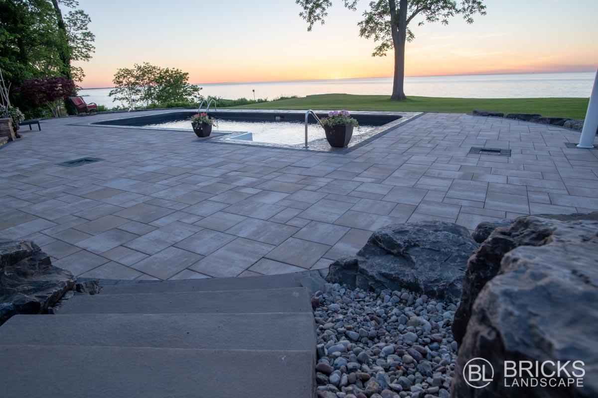 brick s landscape