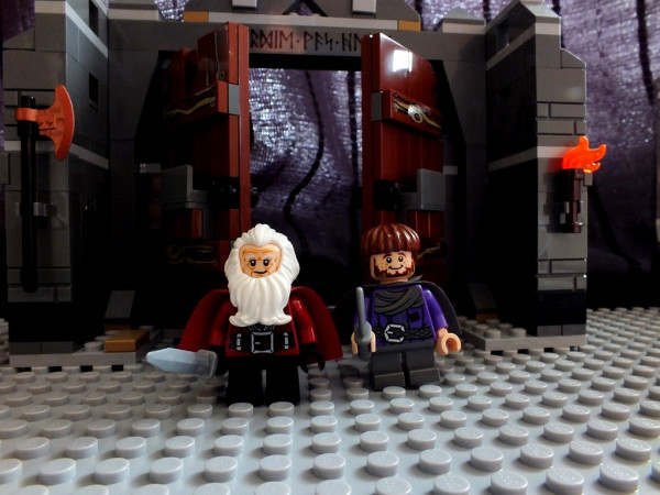 Balin and Ori in the Mines of Moria - 01