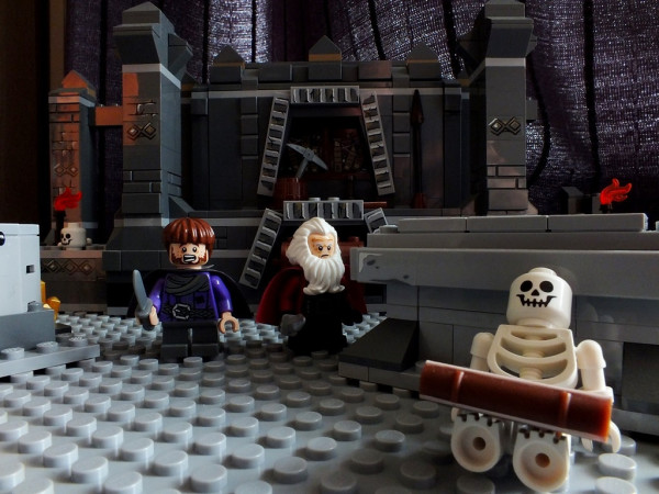Balin and Ori in the Mines of Moria - 02