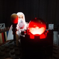 Building Orthanc - Part Five - Here Comes Saruman!