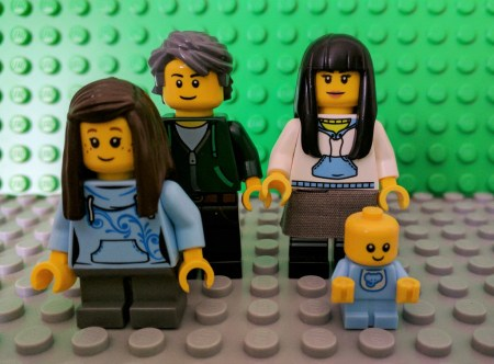 Lego Family Picture - 2
