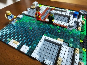 Building Lego Ninjago City - Part Two - 8