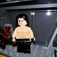 Kylo Ren is shredded!