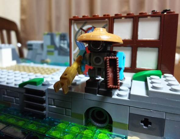 Building Lego Ninjago City - Part Four - 7