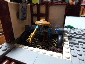Building Lego Ninjago City - Part Four - 9