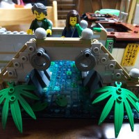 Building Ninjago City (Part Five)