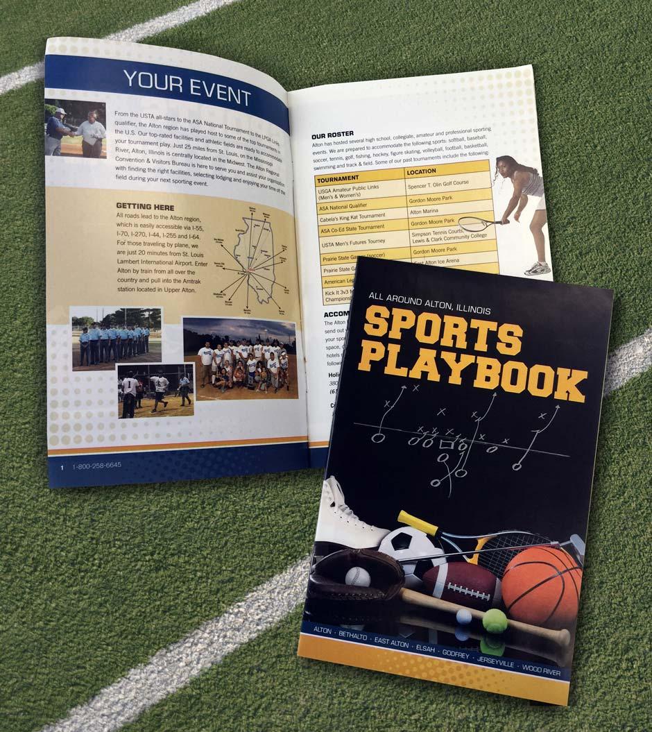 Sports Guide book