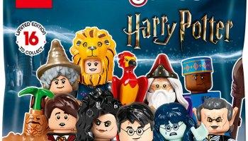 Wonderbaar Eerste afbeelding van LEGO 30420 Harry Potter en Hedwig-polybag OU-25
