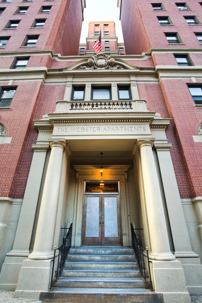Go Inside The Webster Apartments One Of City S Few