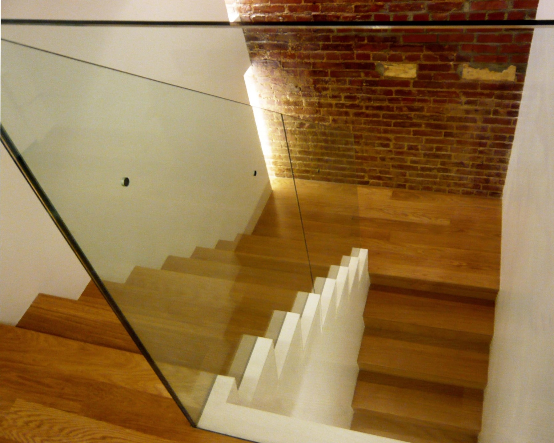 Spiral Staircase Alternatives For Your Nyc Duplex Renovation   Spiral Staircase Into Basement   Stair Railing   Attic Stairs   Stair Treads   Stairway   Staircase Ideas