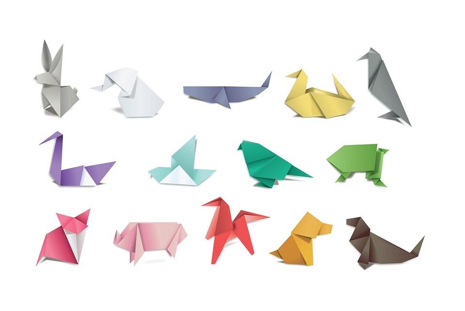 L'origami, un héritage du Japon