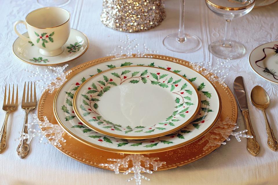 Les règles de dressage pour une table de Noël parfaite