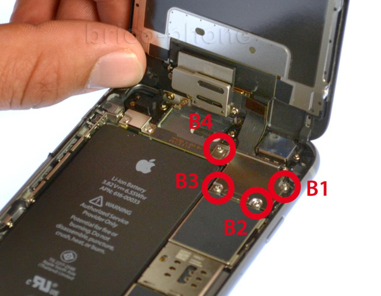 iphone 6s avec notre tutoriel