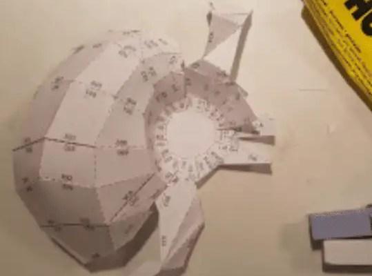 Le casque de StormTrooper – EPISODE 1
