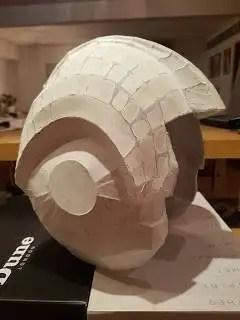 Le casque de Pilot X-Wing
