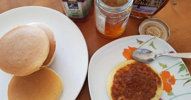 Recette des pancakes Ultra moelleux en 5 minutes
