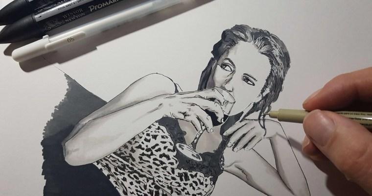 Sketching – émotion