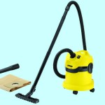 Aspiratutto multiuso karcher 1000w wd2