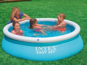 Intex Piscina 28101 Easy Set rotonda 183×51