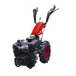 Motoculteur Bulldog Pro 10 Cv Diesel Et Demarrage Electrique