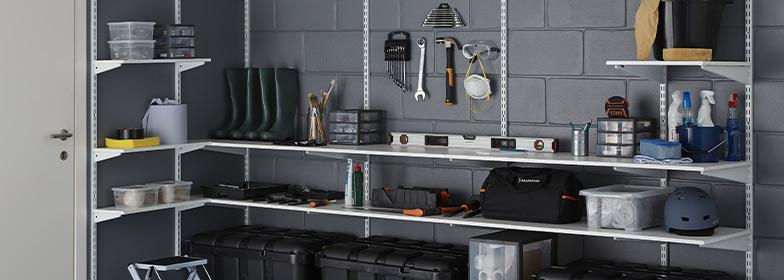 dressing rangement brico depot