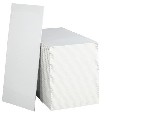 quart de plaque de platre ba 13 nf dim 1 25 x 0 60 m planodis