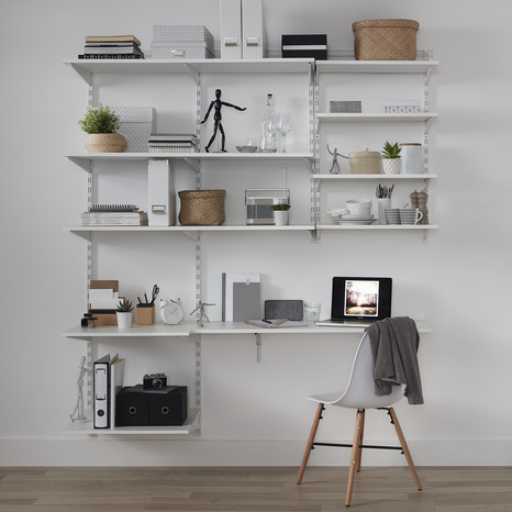 etagere cremaillere brico depot
