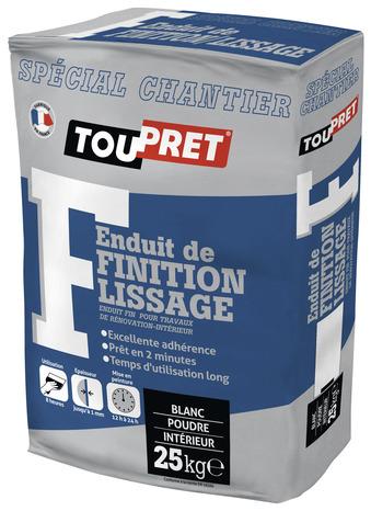 Enduit De Lissage En Poudre Extra Fine Sac De 25 Kg Brico Depot