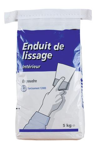 Enduit De Lissage En Poudre Sac De 5 Kg Brico Depot