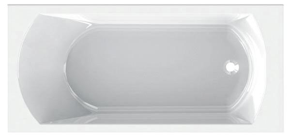 baignoire antibes l 170 x l 80 cm