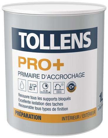 Tollens Pro Primaire D Accrochage 1l Brico Depot