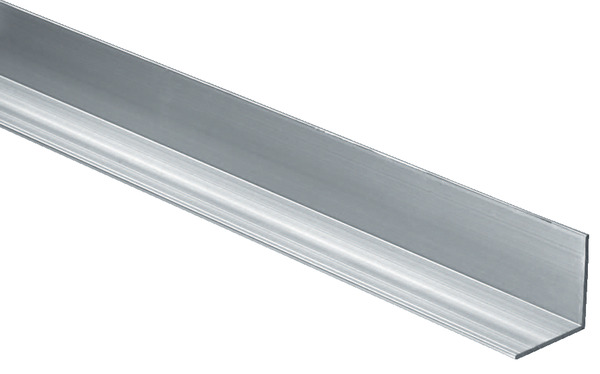 Corniere En Aluminium Brut L 2 M L 30 Mm H 30 Mm Ep 1 5