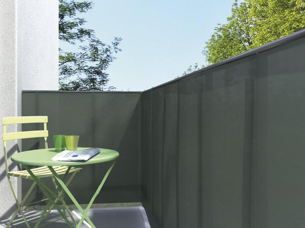 brise vue vert h 1 50 x l 10 m blooma
