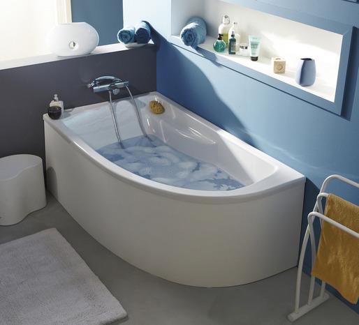 baignoire gauche gain de place bandol