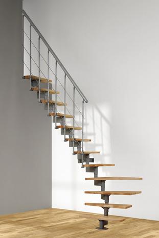 escalier modulaire brico depot